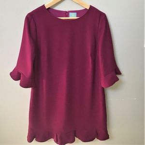 Nordstrom Dress in Mulberry